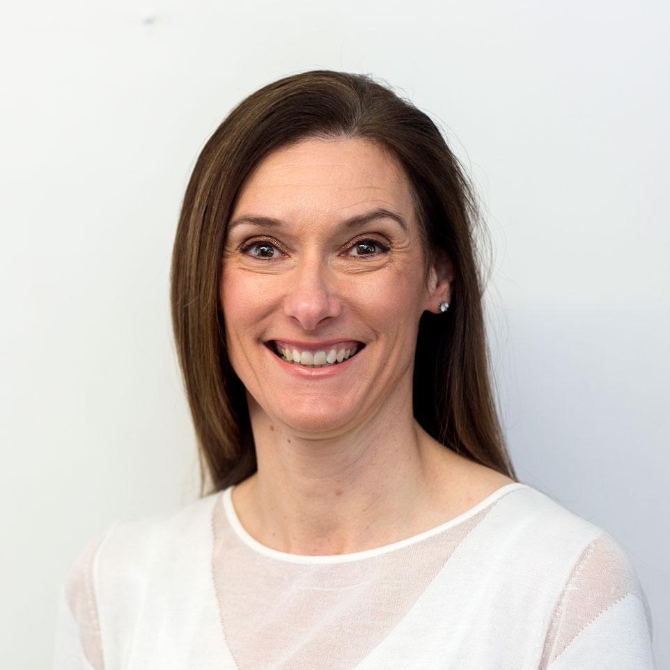 Patricia Baggio : Physiotherapist